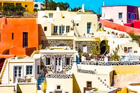 Luxury Hotel for Sale Oia, Foinikia Santorini