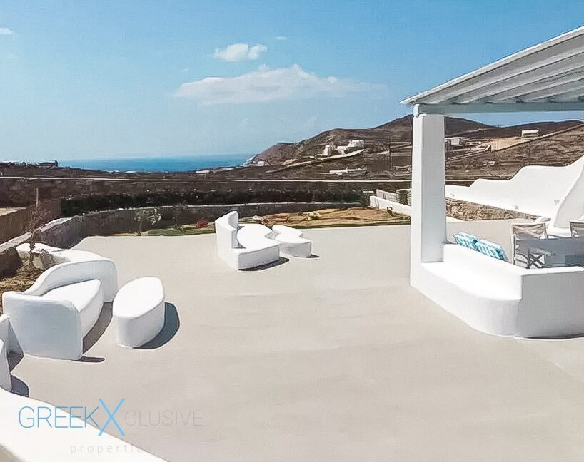 Maisonette of 3 Levels with 3 Bedrooms at Elia Mykonos 3