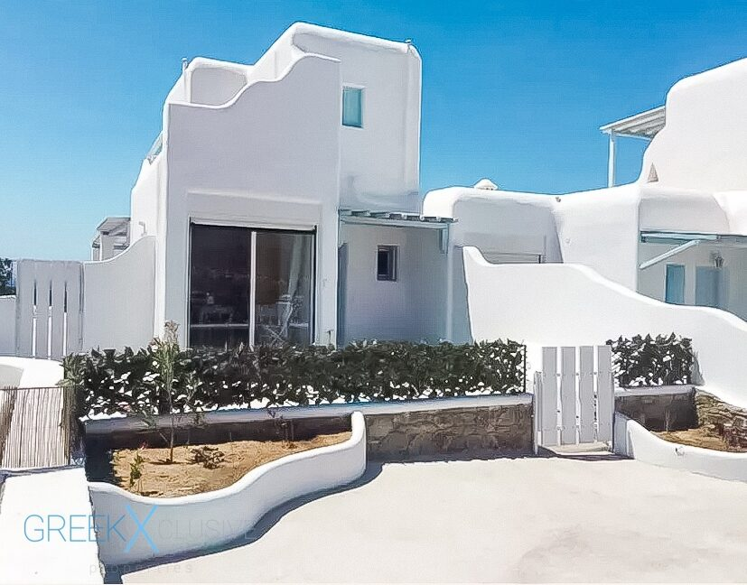 Maisonette of 3 Levels with 3 Bedrooms at Elia Mykonos 6