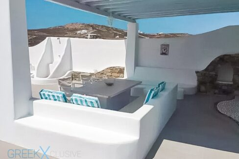 Maisonette of 3 Levels with 3 Bedrooms at Elia Mykonos 7