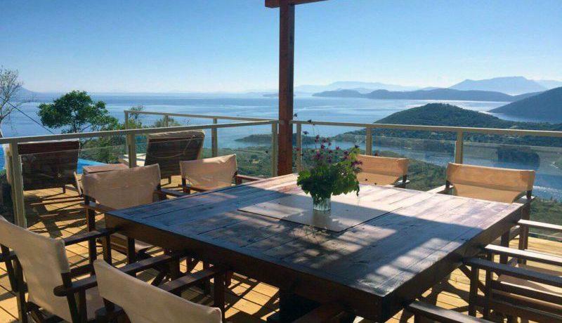 New Beautiful Villa at Sivota near Lefkada 1