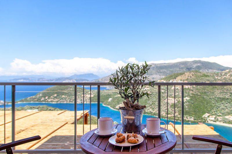 New Beautiful Villa at Sivota near Lefkada