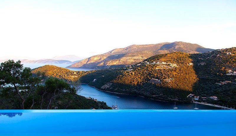 New Beautiful Villa at Sivota near Lefkada 18