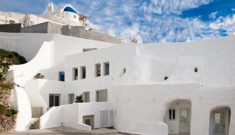 New Cave Villa for Sale at Santorini 34