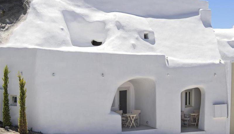 New Cave Villa for Sale at Santorini 9