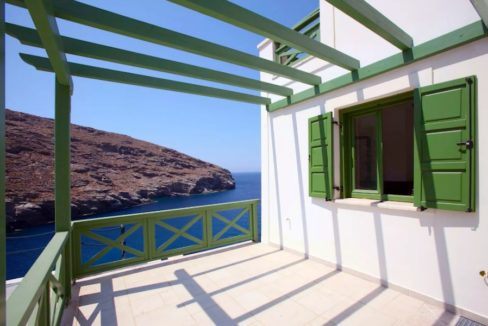 Seafront Villa For Sale Greece, Andros Cyclades 3