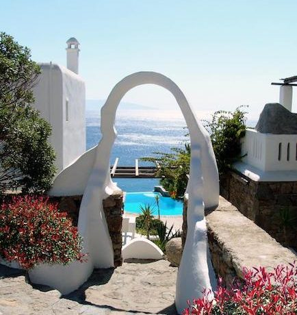 Complex of 9 Apartments in Ornos Mykonos for sale 11