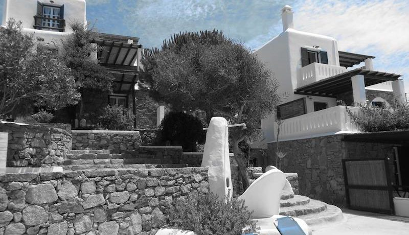 Complex of 9 Apartments in Ornos Mykonos for sale 3
