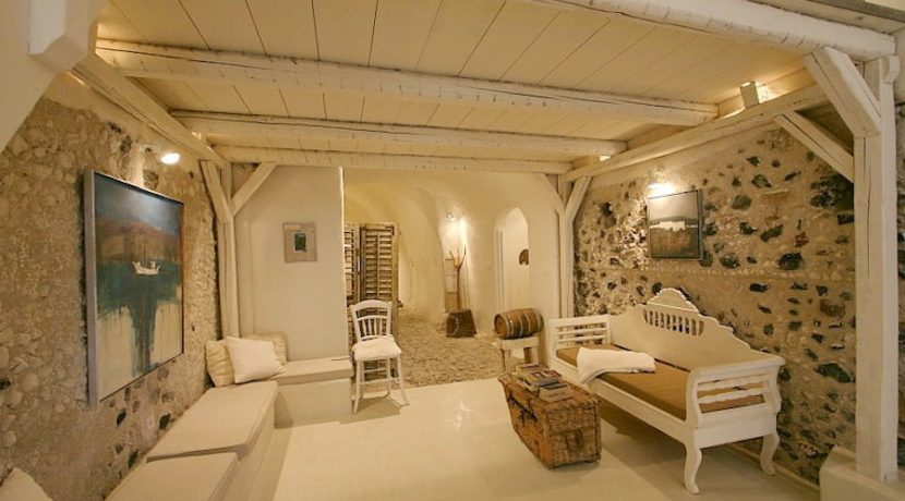House at Emporio Santorini, Restored Winery FOR SALE 23