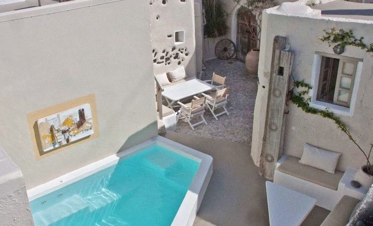 House at Emporio Santorini, Restored Winery FOR SALE 28