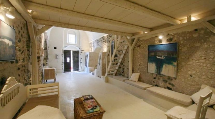 House at Emporio Santorini, Restored Winery FOR SALE 4
