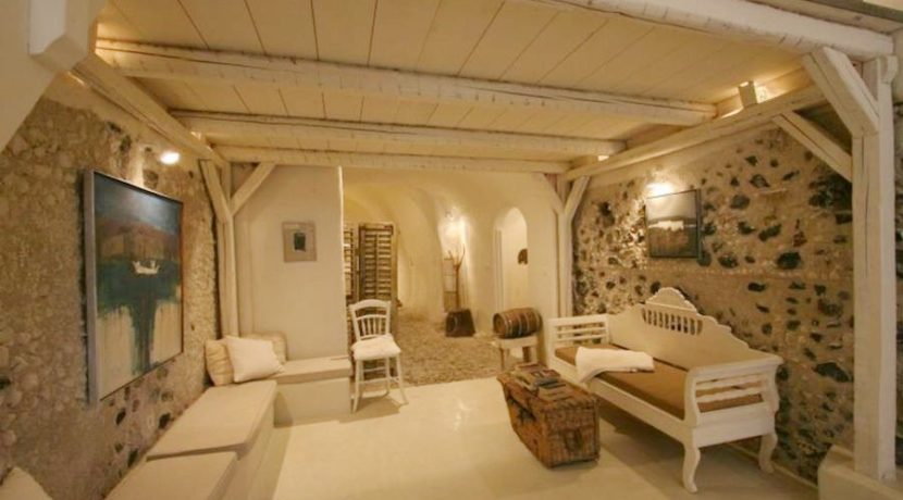 House at Emporio Santorini, Restored Winery FOR SALE 6