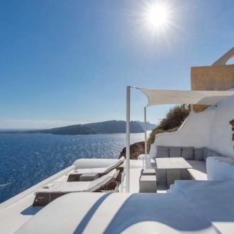 Excellent Luxury Cave House at Oia Santorini  | Property in Greece | Luxury Estate | Real Estate Greece