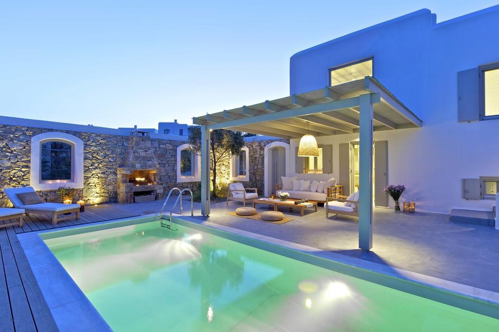 Luxury Villa in Kalafatis Mykonos