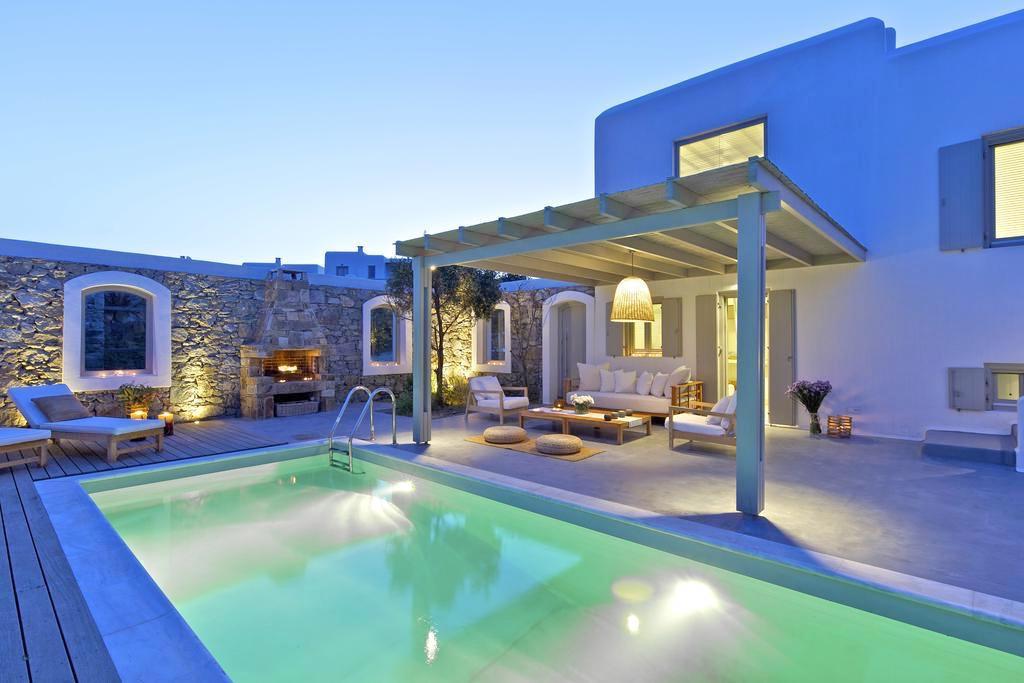 Luxury Villa in Kalafatis Mykonos