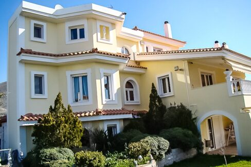 Villa for Sale Lagonisi South Athens