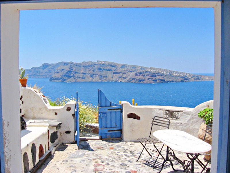 Super Investment Opportunity in Oia Santorini. Cave House at Caldera