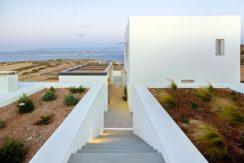 Minimal Villa in Paros, Insterni area 12