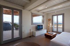 Minimal Villa in Paros, Insterni area 15