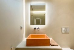 Minimal Villa in Paros, Insterni area 17