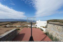 Minimal Villa in Paros, Insterni area 21