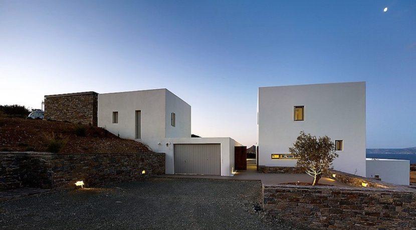 Minimal Villa in Paros, Insterni area 23