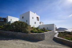 Minimal Villa in Paros, Insterni area 24