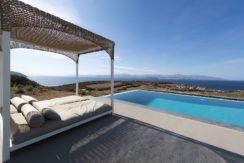 Minimal Villa in Paros, Insterni area 25
