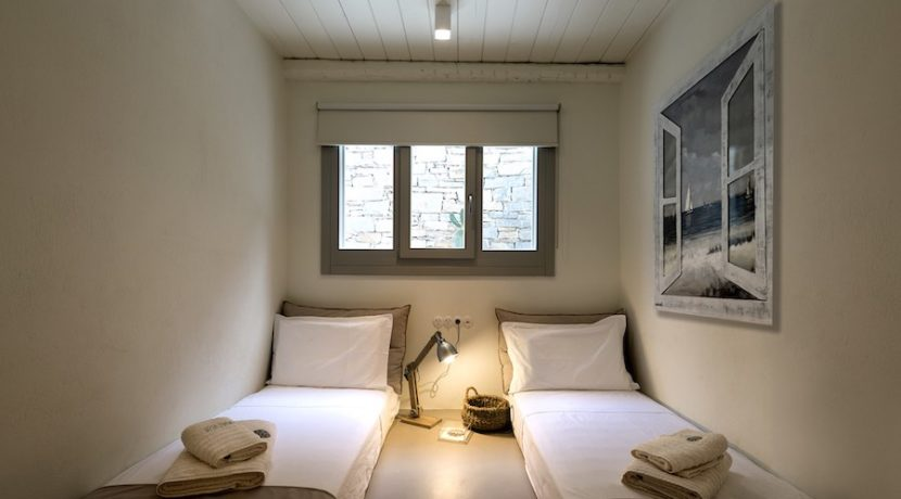 Minimal Villa in Paros, Insterni area 8