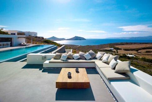 Minimal Villa in Paros, Luxury Property Paros Greece