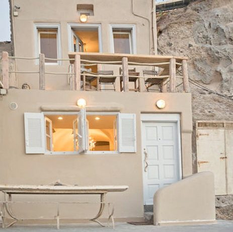 Santorini Beach Cave for Sale 1