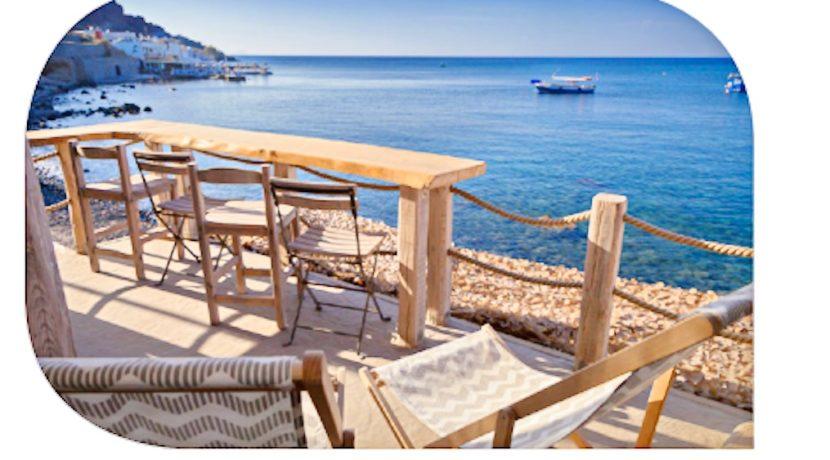 Santorini Beach Cave for Sale 12