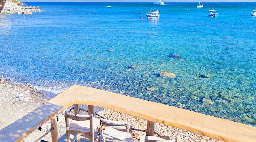Santorini Beach Cave for Sale 9