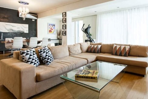 Apartment with Sea View, Upper Glyfada Athens 10