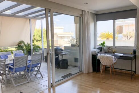 Apartment with Sea View, Upper Glyfada Athens 11