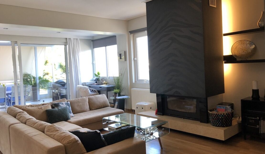 Apartment with Sea View, Upper Glyfada Athens 12