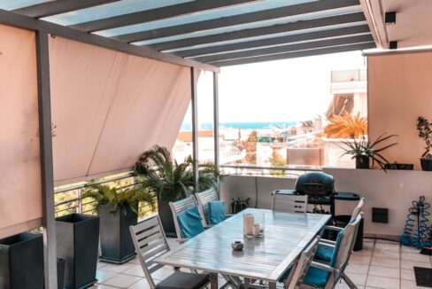 Apartment with Sea View, Upper Glyfada Athens 14