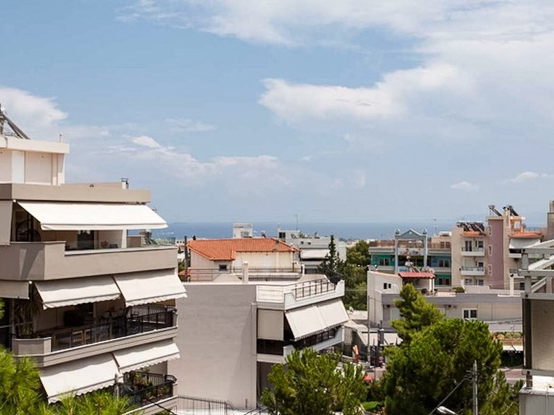 Apartment with Sea View, Upper Glyfada Athens 15