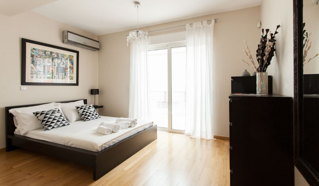 Apartment with Sea View, Upper Glyfada Athens 17