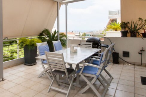 Apartment with Sea View, Upper Glyfada Athens 5