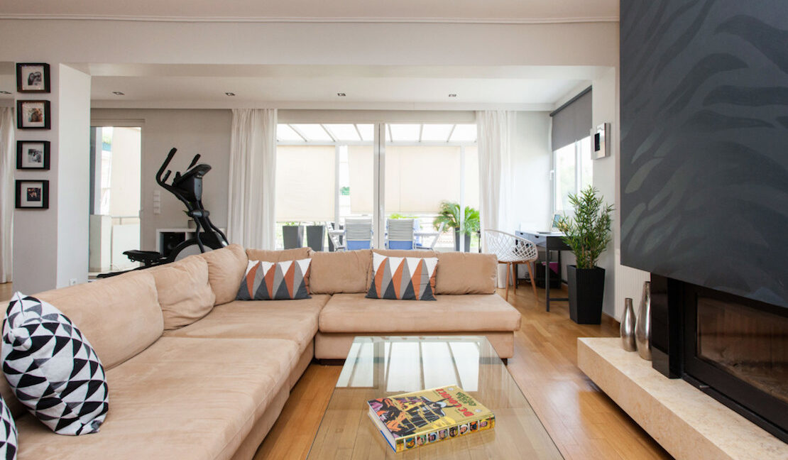 Apartment with Sea View, Upper Glyfada Athens 6