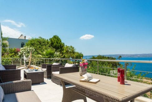 Beach Villa For Sale Crete, Plaka. Villas for sale in Crete, Villa with Sea View in Crete, Plaka Crete, property for sale in Crete Chania 8