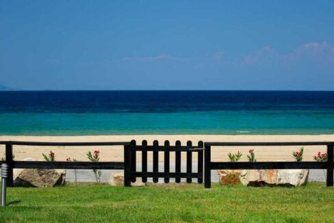 Beachfront Land Plots for Hotel Ierissos Halkidiki