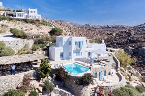 Fabulous Mansion in Mykonos Beach 1