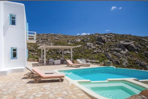 Fabulous Mansion in Mykonos Beach 16