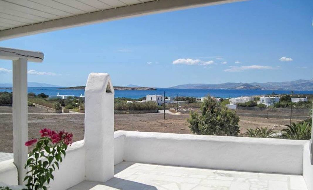 Houses and 3 Studios in Santa Maria, Paros, by the sea for sale