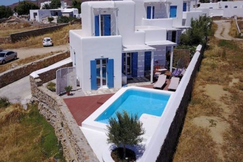 Investment in Mykonos: 4 Villas Complex 1