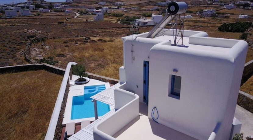 Investment in Mykonos: 4 Villas Complex 2