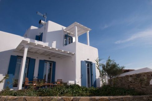 Investment in Mykonos: 4 Villas Complex 4