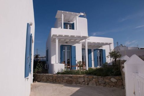 Investment in Mykonos: 4 Villas Complex 5